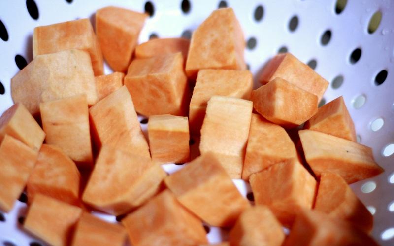 Sử dụng các loại củ quả màu vàng cam để đẹp toàn diện tại sao không 8