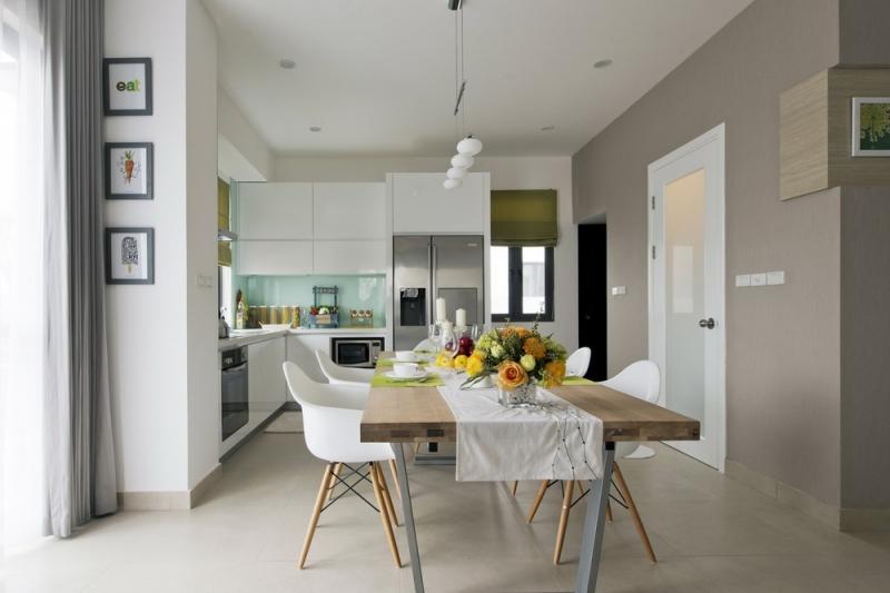 ấn tượng với mẫu nhà đơn giản nhưng đầy đủ tiện nghi và hiện đại 3