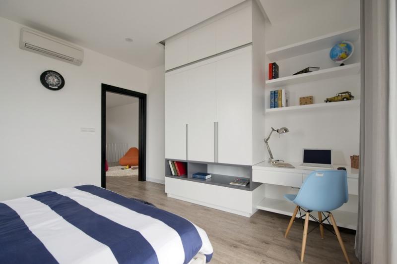 ấn tượng với mẫu nhà đơn giản nhưng đầy đủ tiện nghi và hiện đại 5