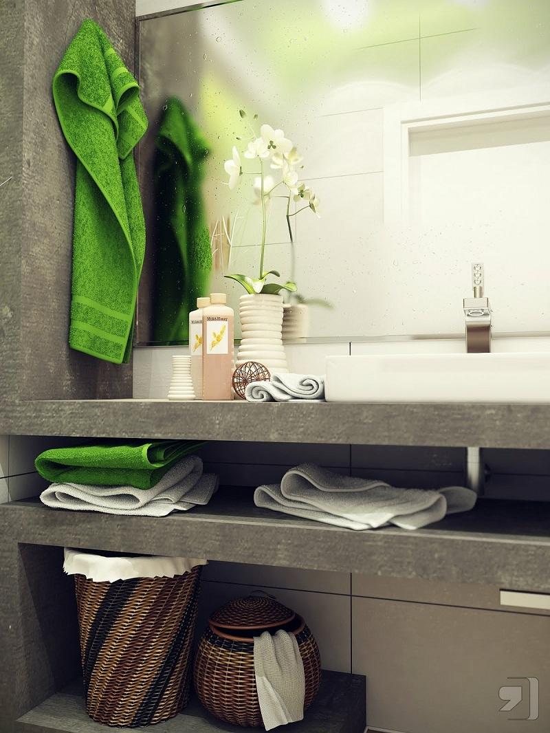 ấn tượng với mẫu nhà đơn giản nhưng đầy đủ tiện nghi và hiện đại 8