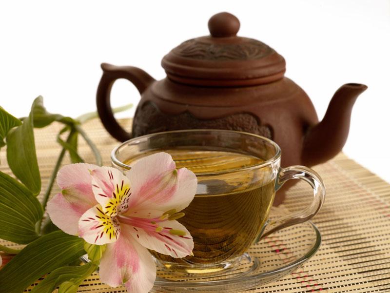 Bạn đã biết cách làm đẹp với trà xanh 1