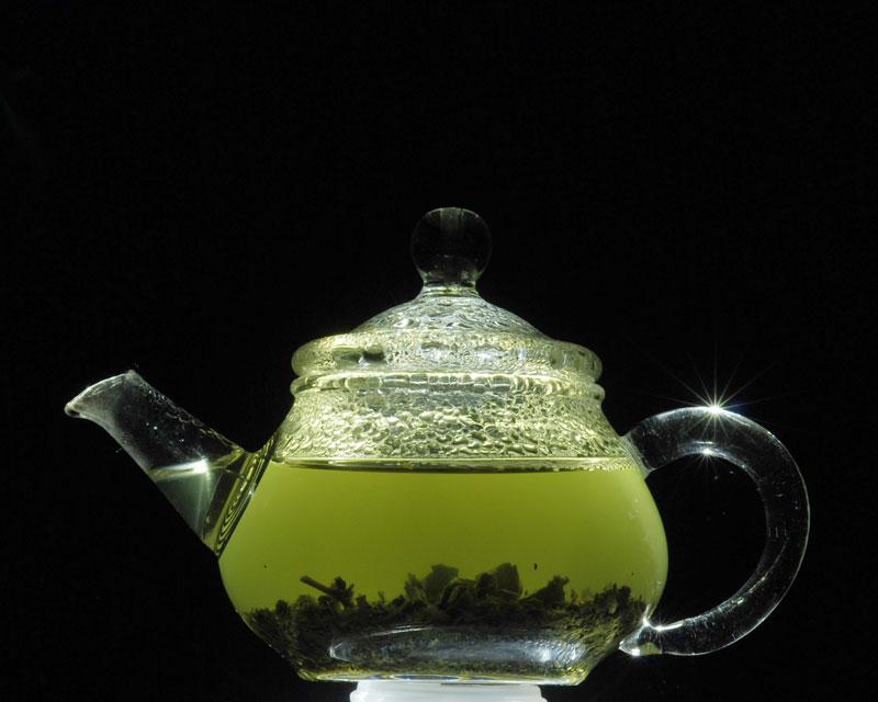 Bạn đã biết cách làm đẹp với trà xanh 3