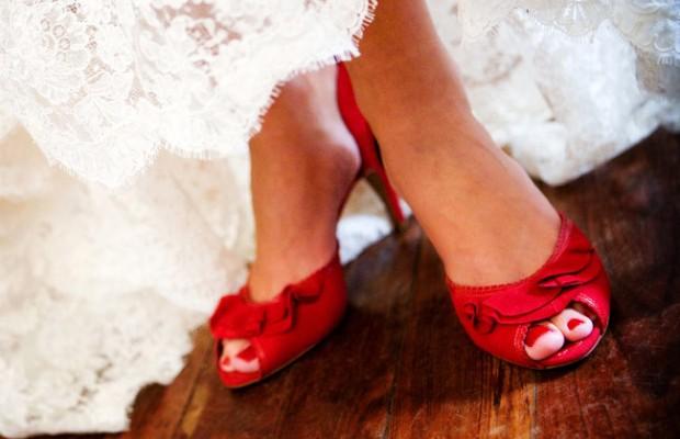 bí quyết chọn giày cưới