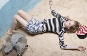 chọn trang phục cho cô nàng có vóc dáng nhỏ bé