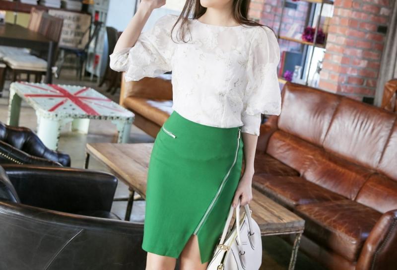 Chọn váy cho nàng công sở, đẹp và tươi tắn3