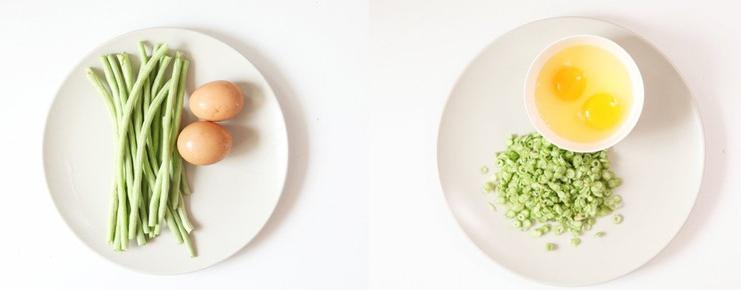 Giảm cân ngon miệng với trứng rán đậu cove 2