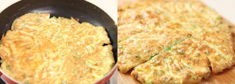 Giảm cân ngon miệng với trứng rán đậu cove 4