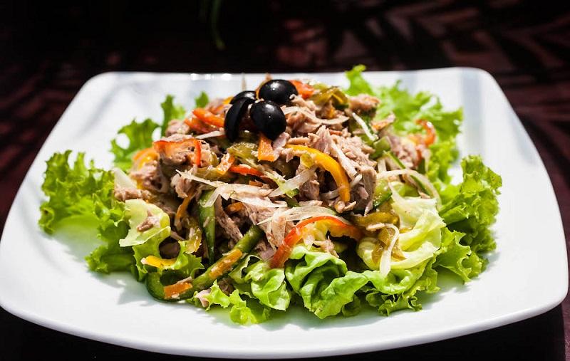 giảm cân ngon miệng với các món salad 3