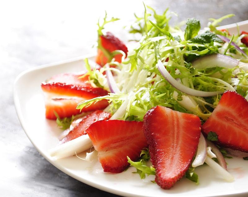 giảm cân ngon miệng với các món salad 4