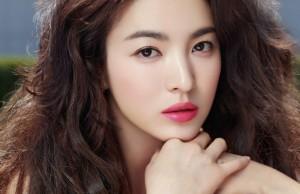 Học lỏm bí quyết đẹp không tỳ vết của Song Hye Kyo 1