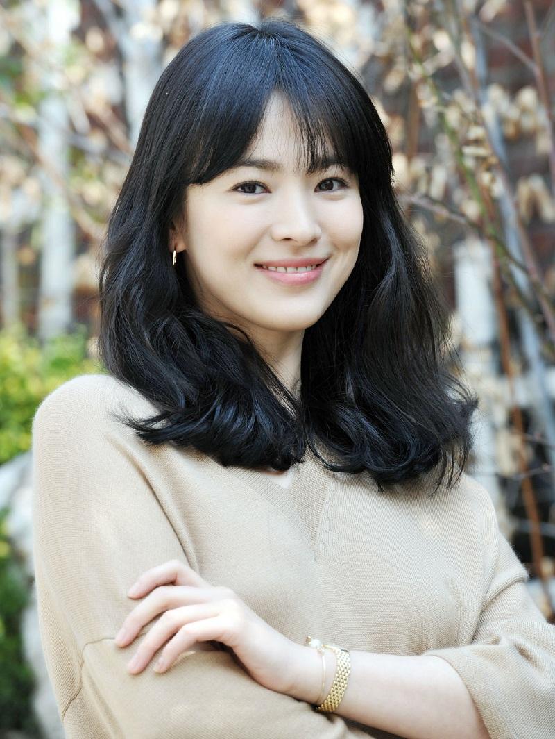 Học lỏm bí quyết đẹp không tỳ vết của Song Hye Kyo 3