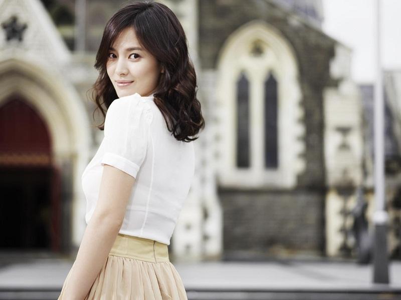 Học lỏm bí quyết đẹp không tỳ vết của Song Hye Kyo 5