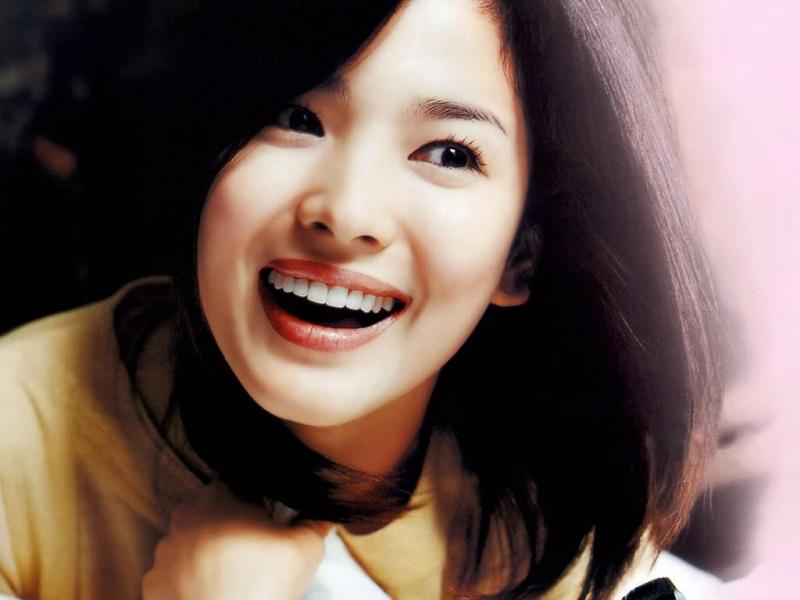 Học lỏm bí quyết đẹp không tỳ vết của Song Hye Kyo 8