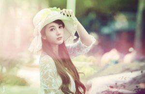 Ngắm nhìn vẻ đẹp dịu dàng của Linh Napie 0