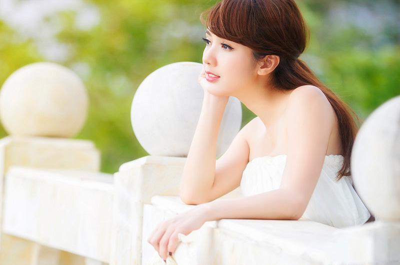 Ngắm nhìn vẻ đẹp dịu dàng của Linh Napie 1