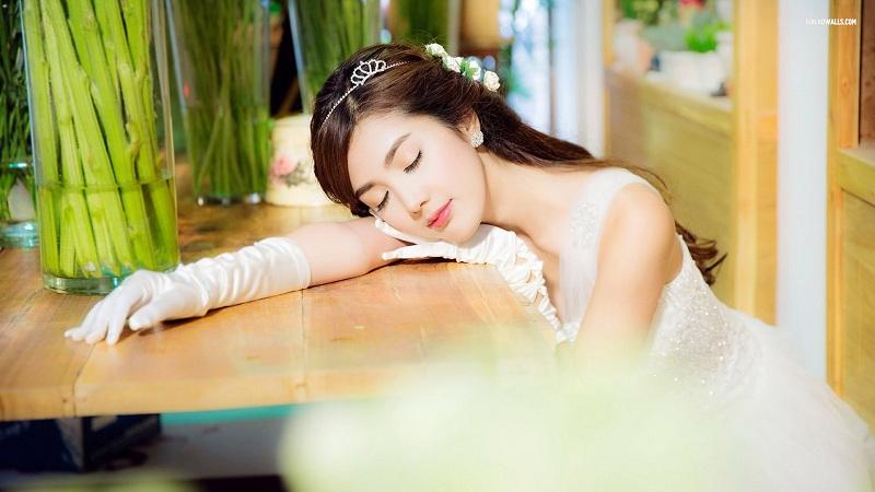Ngắm nhìn vẻ đẹp dịu dàng của Linh Napie 4