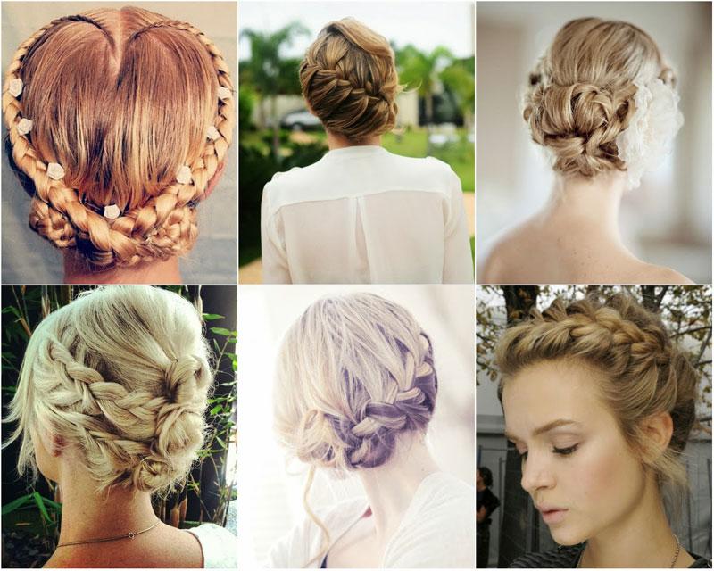 Những kiểu tóc tết đẹp cho bạn gái thêm nữ tính và điệu đà 10