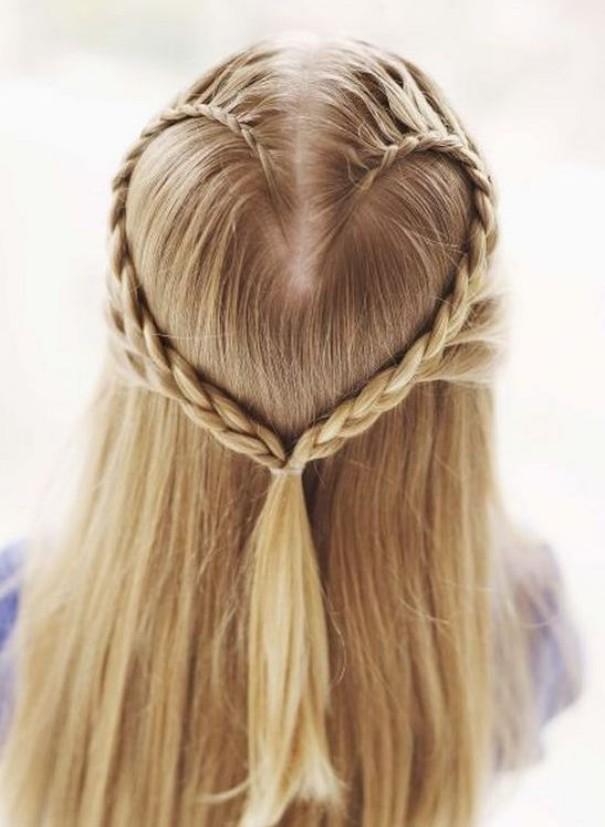 Những kiểu tóc tết đẹp cho bạn gái thêm nữ tính và điệu đà 15