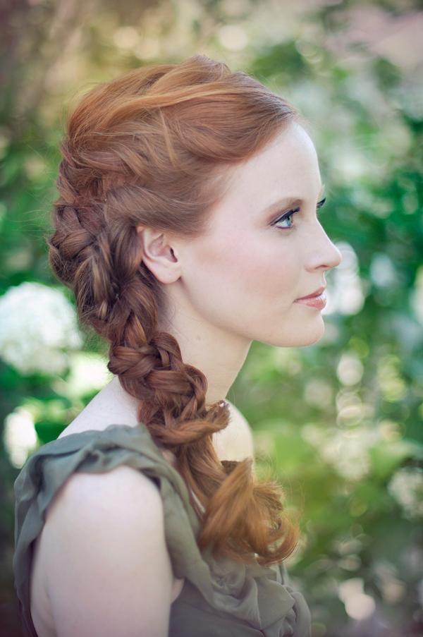 Những kiểu tóc tết đẹp cho bạn gái thêm nữ tính và điệu đà 4