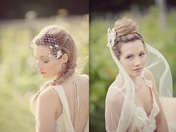 những kiểu tóc tuyệt đẹp và quyến rũ cho cô dâu 2