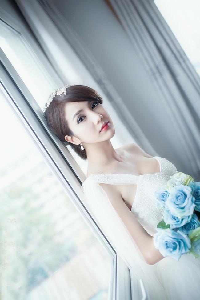những kiểu tóc tuyệt đẹp và quyến rũ cho cô dâu 8