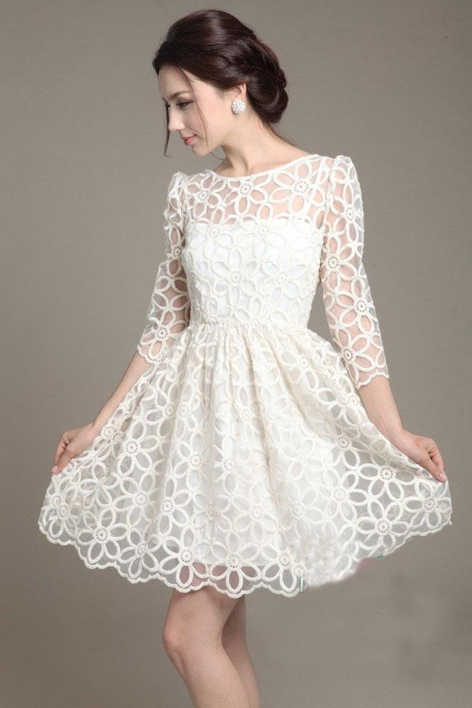 những kiểu váy tuyệt đẹp cho ngày hè năng động