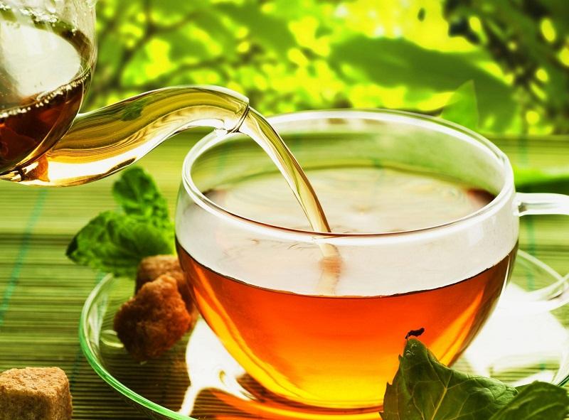 Những lợi ích tuyệt vời bạn nhận được từ việc uống trà xanh mỗi ngày 8