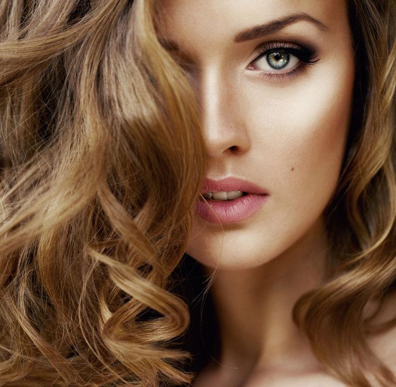 nhuộm màu cho tóc bằng nguyên liệu tự nhiên