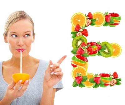 Những tác dụng tuyệt vời của vitamin E đối với sức khỏe và sắc đẹp của con người 2