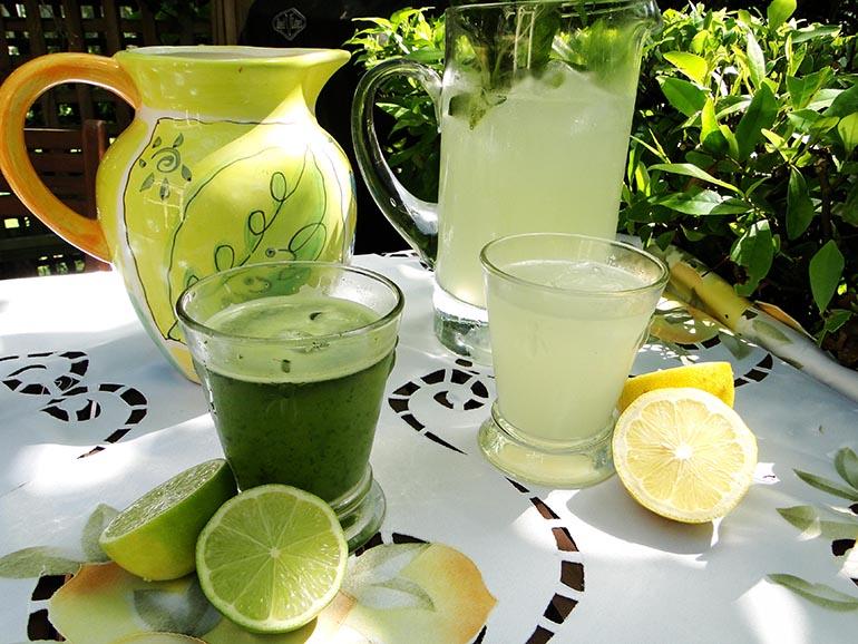 Uống nước chanh giảm cân đúng cách để không ảnh hưởng tới sức khỏe 2