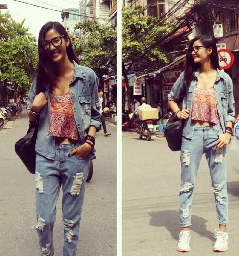 Chiêm ngưỡng street style nổi bật hàng đầu của sao Việt 2