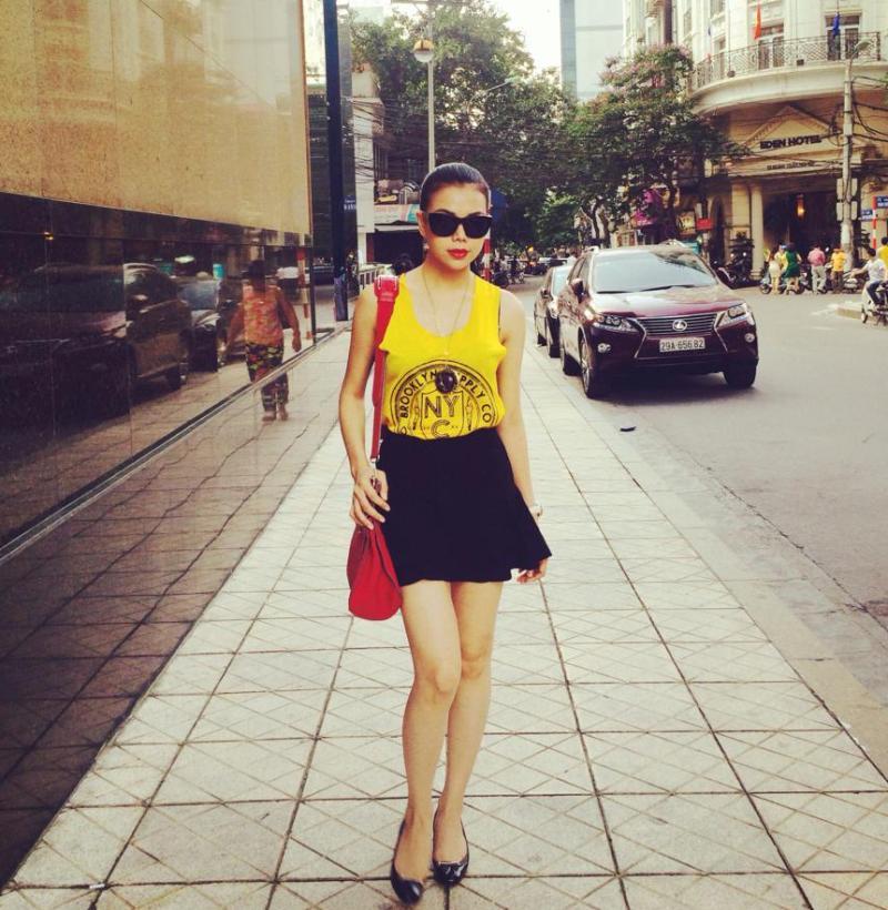 Chiêm ngưỡng street style nổi bật hàng đầu của sao Việt 12