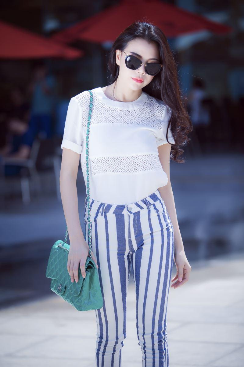 Chiêm ngưỡng street style nổi bật hàng đầu của sao Việt 13