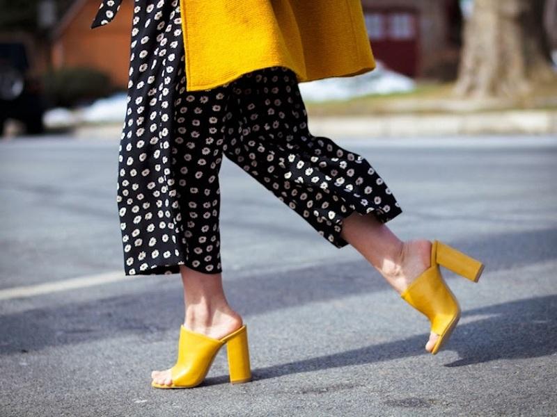 Giày Mule - xu hướng sành điệu cho những cô nàng quý phái 9