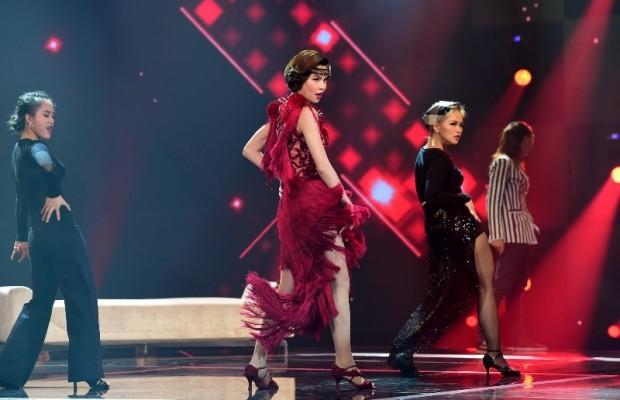 Hồ Ngọc Hà đẹp lộng lẫy với những mẫu váy thiết kế ấn tượng 1