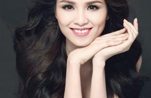 Hoa hậu Diễm Hương và nụ tười tỏa nắng 0
