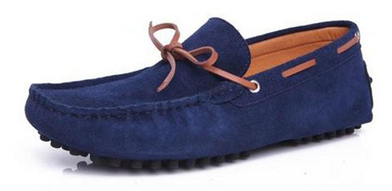 Mốt giày lười cá tính dành cho bạn gái ngày mới năng động 2