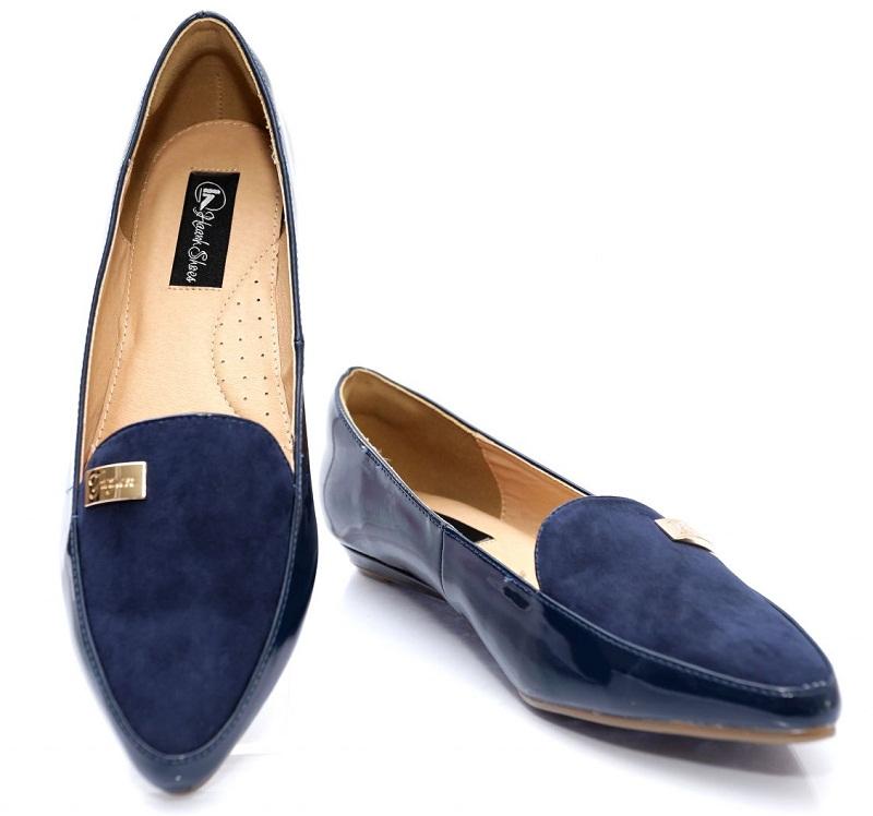 Mốt giày lười cá tính dành cho bạn gái ngày mới năng động 4