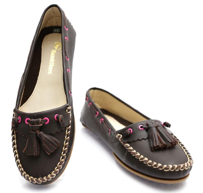 Mốt giày lười cá tính dành cho bạn gái ngày mới năng động 5
