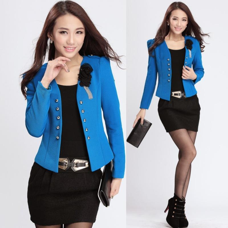 Những mẫu áo khoác sang trọng dành cho cô nàng công sở 2