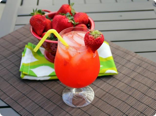 Nước dấm dâu tây, thức uống giảm cân tuyệt vời cho người béo 2