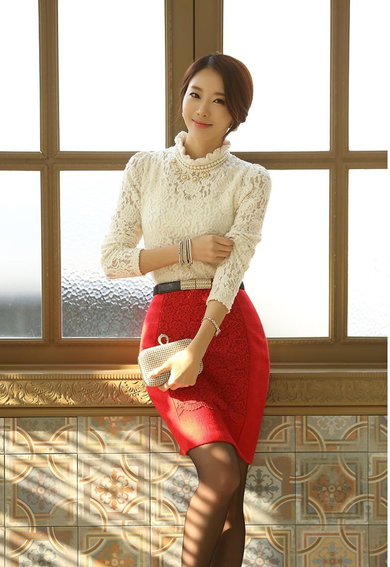 Phong cách chân váy ôm khiến cô nàng văn phòng mê mẩn 10