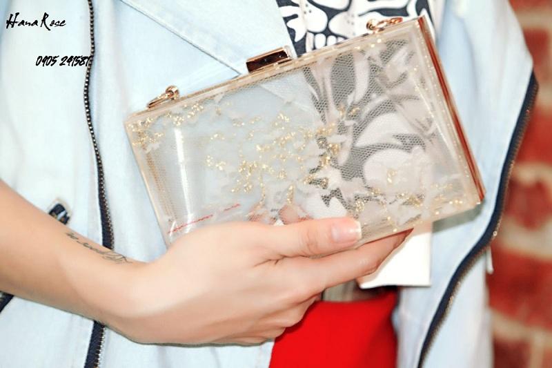 Túi xách nhựa trong và cú lội ngược dòng ngoạn mục 2