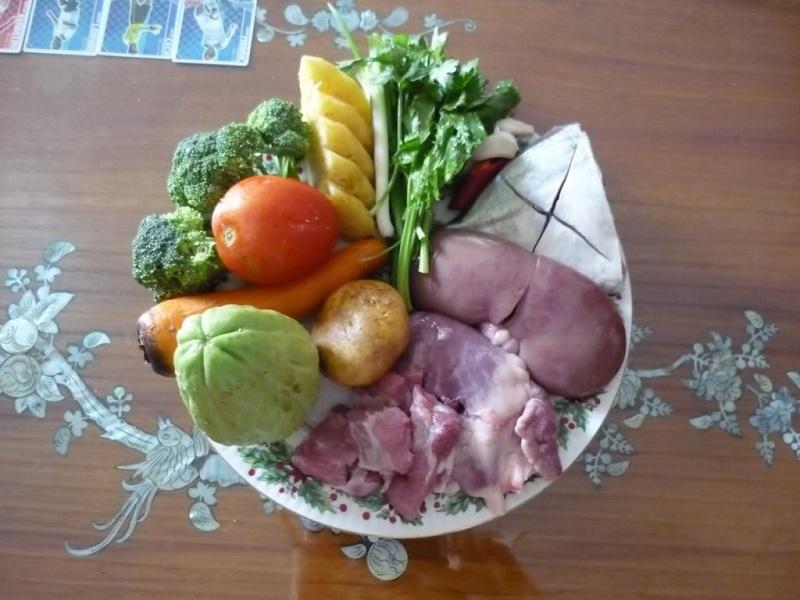 Tuyệt chiêu khử mùi hôi thịt lợn dành cho các mẹ 4