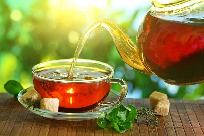 Uống trà thảo mộc mỗi ngày để giảm cân hiệu quả 2
