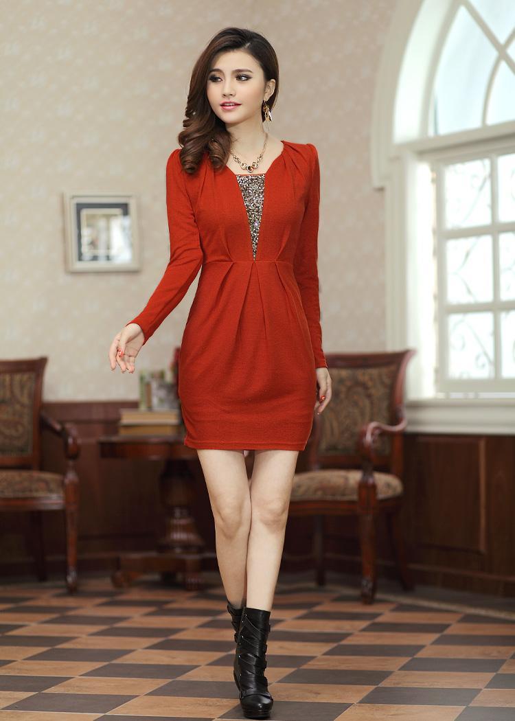 Xu hướng thời trang công sở với gam màu đỏ nổi bật quyến rũ 2
