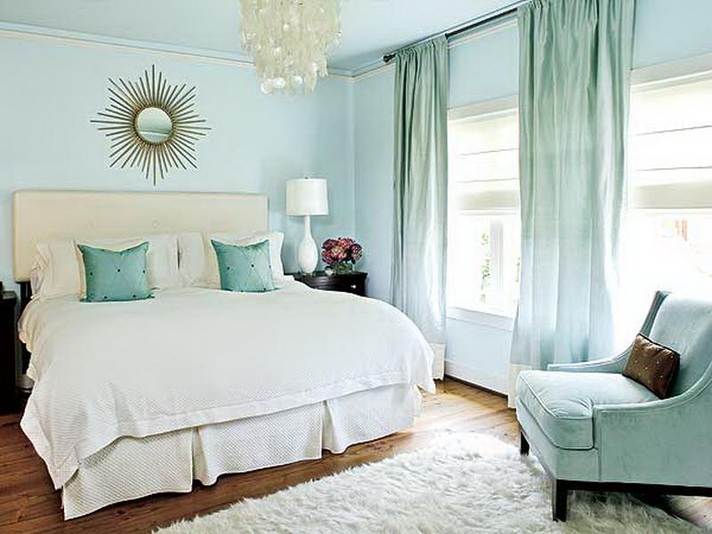 Cách phối hợp tuyệt vời giữa màu sơn tường và nội thất 2