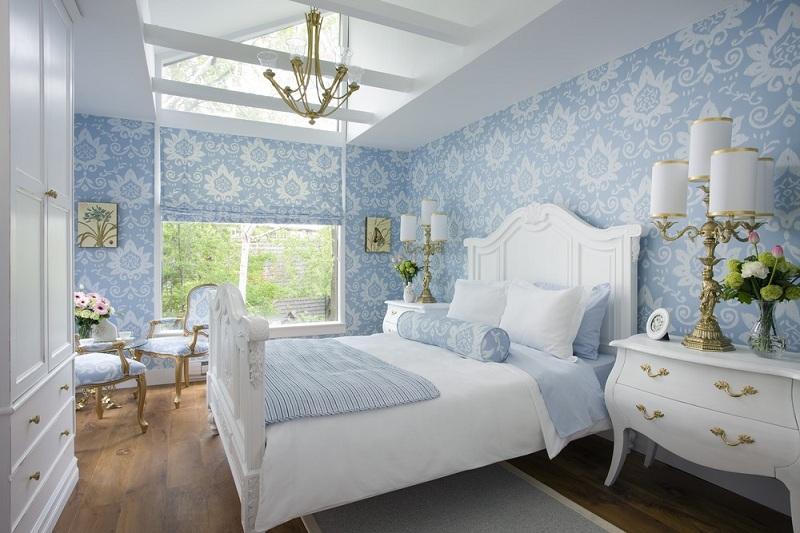 Cách phối hợp tuyệt vời giữa màu sơn tường và nội thất 4