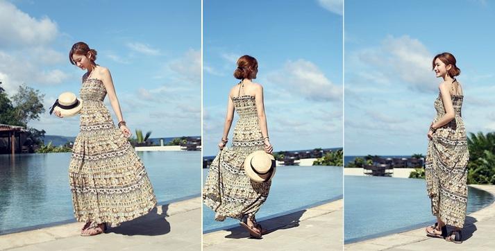 Chọn trang phục cho nàng đi biển thật sự ấn tượng và bắt mắt 4