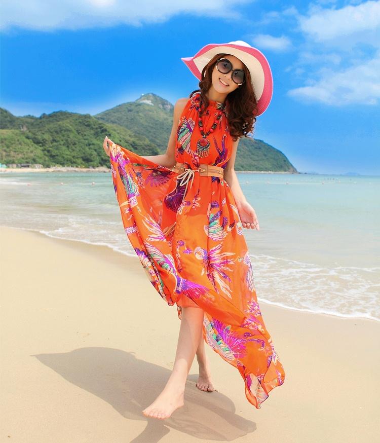 Chọn trang phục cho nàng đi biển thật sự ấn tượng và bắt mắt 6